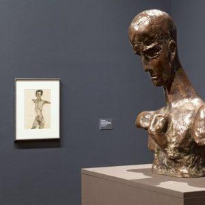 Join our Wilhelm #Lehmbruck Retrospective /// #LeopoldMuseum #Vienna /// #art #kunst #wien #museum #exhibition #igersvienna #igersaustria #austria...