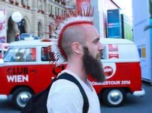 Heute heißts noch einmal Daumen drücken! ⚽️🇦🇹 (Copyright: Bohmann/Katrin Bruder) #stadtwien #jugendinwien #cityandlife #wien #vienna #vienna_city #igerswien...