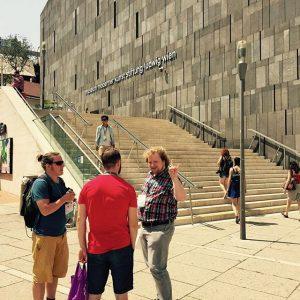 Varmt! MQ – MuseumsQuartier Wien