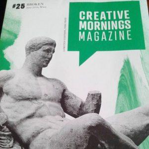 Always nice #viecm #designerslife #morning #creativemornings #vienna #igersaustria Q21