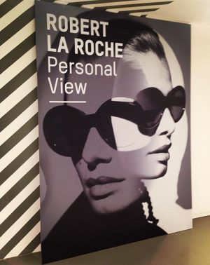 Cordula 😎 #robertlaroche #exhibition #retrospective #design #designer #vintage #sunglasses #glasses #lunettes #eyewear #style #fashion #art #contemporaryart #modernart...