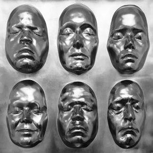 #vienna #wien #3dprinting #oliverlaric #secession #exhibition #museum #contemporaryart #contemporary #art #modernart #face #minimal ...