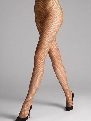 #JudithTights: A unique design for the ultimate eye-catcher. #wolfordfashion #wolfordtights #luxury #tights #hosiery #fashion