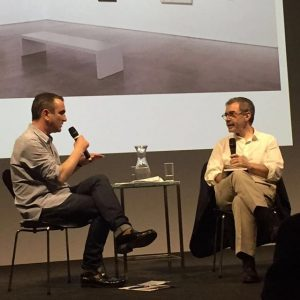 Manuel Borja-Villel @ Salon Imaginaire Kunsthalle Wien
