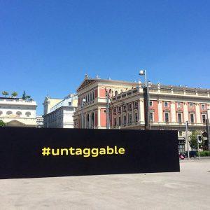 #untaggable #audi #audiq2 Karlsplatz, Wien