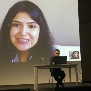 Natasha Ginwala @ Salon Imaginaire Kunsthalle Wien