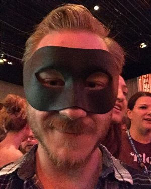 Yes I am the new Zorro or the white R-Kelly #wceu MQ – MuseumsQuartier Wien