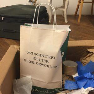 Bye Vienna. Til next time 😭😭😭 #dasschnitzel IM ERSTEN