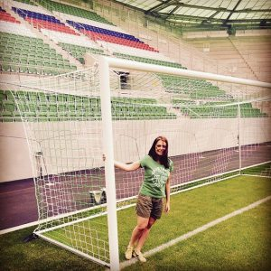 #sports #soccer #vienna #rapid #green💚 Allianz Stadion Rapid