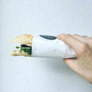 Sandwich der Woche: Ricotta, Vogerlsalat, Fenchel, Kresse, Parmesan, +/- Speck! ❤️ #guerillabakery #fuckthebackmischung #welovetogetyoubaked #sandwichderwoche