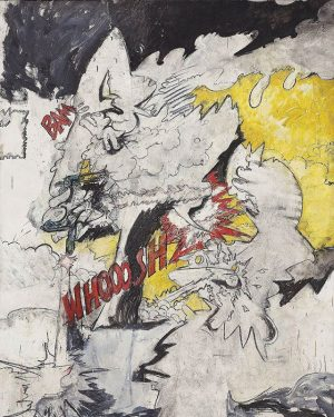 As explosive as ever: Valerio Adami's paintings now on view at the Secession. ...