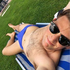 I love Vienna #vienna #austria #aussiebum #speedo #pool #swim #summer #holiday #europesummercamp2016 Schönbrunner Bad