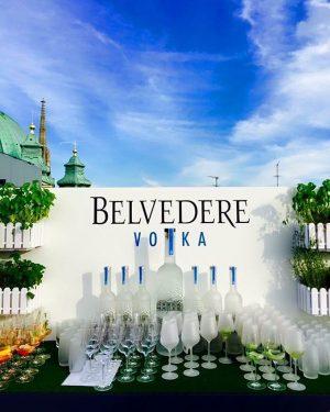 die neue Woche kann starten 🌳🌱🍸 #onemoreweek #belvedereskygarden #vienna #rooftop #wien #igersvienna #viennablogger Belvedere Sky Garden