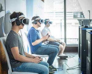#NextLevel of #VirtualReality Am Wochenende konnten wir die #PlaystationVR testen und waren begeistert! #Gamer können sich wirklich...