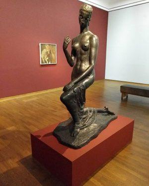Wilhelm #Lehmbruck /// #LeopoldMuseum #Vienna /// #art #kunst #wien #museum #exhibition #igersvienna #igersaustria #austria #schiele