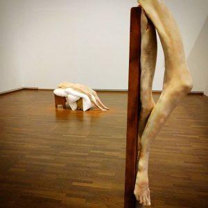 Berlinde De Bruyckere /// #leopoldmuseum #vienna #art #kunst #wien #igersvienna #igersaustria #museum #contemporaryart #Bruyckere #exhibition