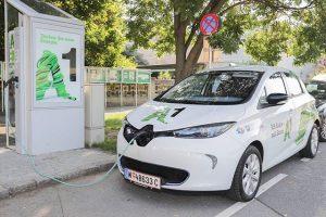#Nachhaltigkeit ist uns wichtig. Deswegen haben wir gestern wieder eine neue A1 #Telefonzelle mit integrierter Stromtankstelle in...