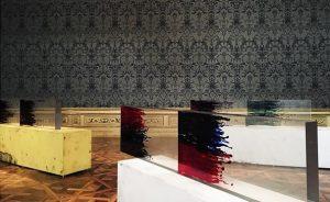 Sterling Ruby. #vienna #wien #art Winterpalais des Prinzen Eugen