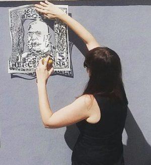 Irma Markulin's current #residence in #Vienna at #Q21_vienna #Berlin#Köln#kukcologne#bih#cologne#art#yugoslavia#trading#socialism#painting#oilcolor#color#labour#irmamarkulin#galleryview#artmarket#austria#mumok