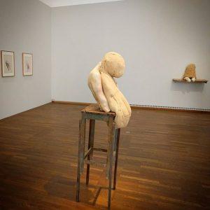 Last Day - Sept. 5th: Berlinde De Bruyckere /// #leopoldmuseum #vienna #art #kunst #wien #igersvienna #igersaustria #museum...