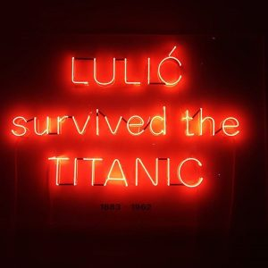 But which Lulić? #markolulic #artexhibition #freiraumq21 #artistq21 #vienna #austria #eurotrip2016 Q21