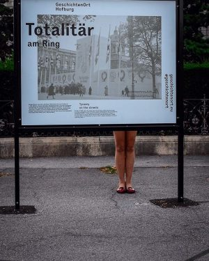 #totalitär Wien, Burgring