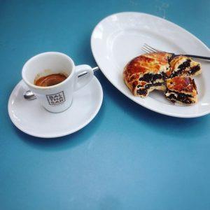 #wien #balthasarkaffeebar #espresso #mohnzelten #dailycortado #dailyespresso #slayerespresso #angenehm Balthasar Kaffee Bar