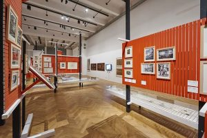 Today, September 6, 2016, at 4 pm, #curator Dieter Bogner will give a tour through the #exhibition...