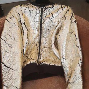 #samsøe #jacket #gold #pregenzerfashionstore #fashion #new @ the #shop #justarrived #viennafashion #viennashopping #viennagram #instamood #instagood #instadaily
