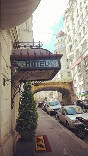 Hotel #everydayvienna