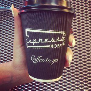 """""""Schlaf ist kein adäquater Ersatz für Koffein."""" #espresso #espressomobil #koffein #koffeinkick #koffeinjunkie Vienna, Austria"""