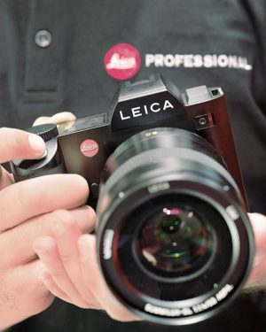 The Leica SL is one of the stars at the Leica Professional Booth at photokina. Who is...