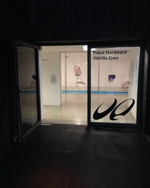 Last week of exhibithion Vanilla Eyes by @pakui_hardware 👀 #pakuiharware #exhibithion #vanillaeyes #mumok #vienna MUMOK - Museum...