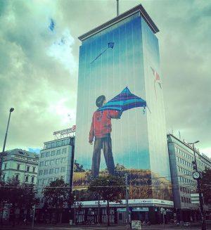 #ringturm #art #installation by #ivanexner