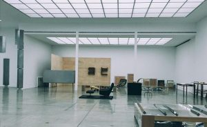 Thea Djordjadze dismantled her entire studio in Berlin and turned its inventory into this #installation.