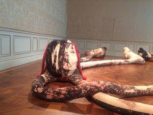 #figures #sterlingruby #artsyfartsy #hallopupperl Winter Palace of Prince Eugene