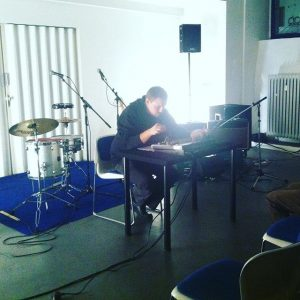 Andreas Stoiber, re_composed, paraflows festival at das weisse haus 21.09.16 #paraflows #paraflowsfestival #andreasstoiber #wien #vienna #concert #konzert