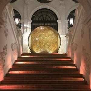 Einfach wow! #swarovski #viennadesignweek #vdw2016 #frederiksonstallard Belvedere Museum