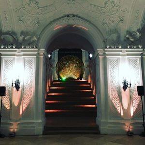 Thank you @swarovski for the beautiful evening #swarovski #belvedere #oberesbelvedere #design #stylepark #interiordesign #viennadesignweek2016 #vdw2016 #viennadesignweek