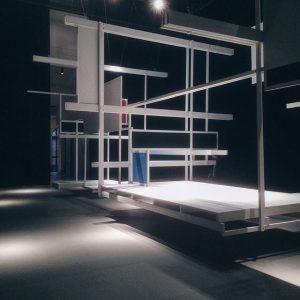 Friedrich Kiesler #raumstadt #friedrichkiesler #mak #igersvienna #igersaustria #vsco #vscocam #vscophile #exhibition #archilovers #architecture #vienna #viennaonly #light #museum...
