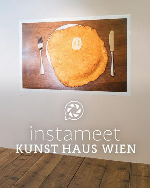 Dear instagramers, we would like to invite you to our instameet at Kunst Haus Wien. we will...