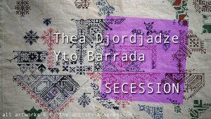 [NEUER CLIP] Thea Djordjadze und Yto Barrada in der SECESSION #Kunst #Wien