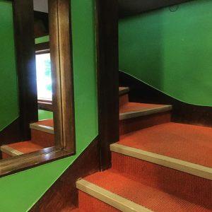 Stairs by Aldolf Loos #loos #südalpen #loweraustria #austria #summer #lpinaustria Hotel Looshaus am Kreuzberg