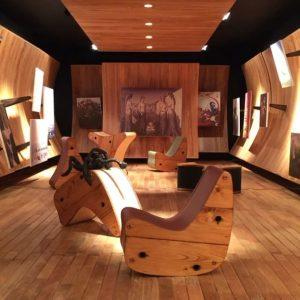 Then this; #kiesler last day @mak_vienna: mind the #sound! MAK - Austrian Museum of Applied Arts /...