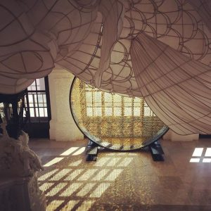 #aiweiwei vs #FredriksonStallard #viennadesignweek #swarovski #belvedere Belvedere Museum