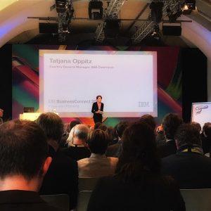 Was wird jetzt wohl #IBM zum Thema #Digitalisierung und #CognitiveComputing zu sagen haben? Wien, #IBMBusinessConnect2016 #Avnet ist...
