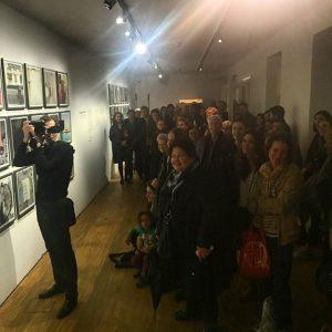 #InstagramNow opening! #belvederemuseum #belvedere #wien #vienna #igersaustria #exhibition #opening #eyeson Unteres Belvedere