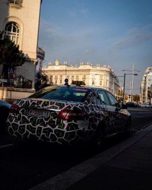 Big cabs not always silent Französische Botschaft