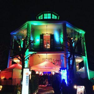 Am Feiertag wird natürlich auch bei der #viennale gefeiert #viennale2016 #lusthaus #party #filmfestival Lusthaus