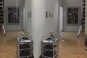 Today at @jewishmuseumvienna Lilly Steiner double feature! #belvederemuseum #belvederecollection #lillysteiner #exhibition #art #igersaustria #igersvienna #vsco #vscocam #vienna...
